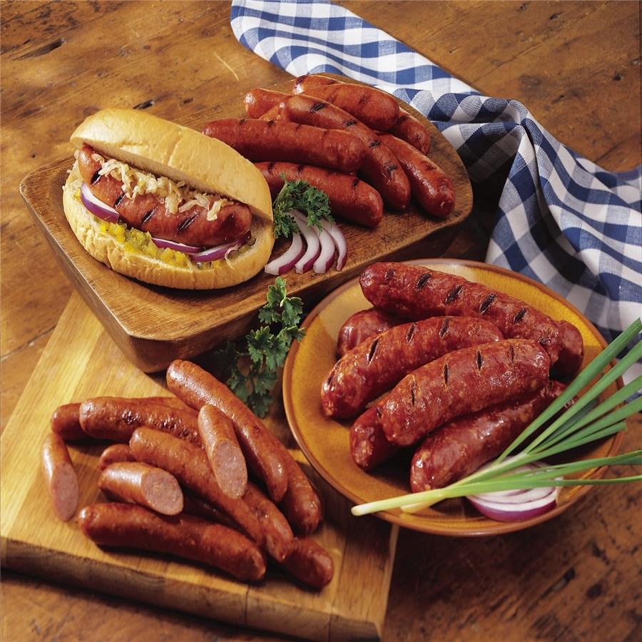 Smoked Sausage Sampler Smoked Sausage Nueske S