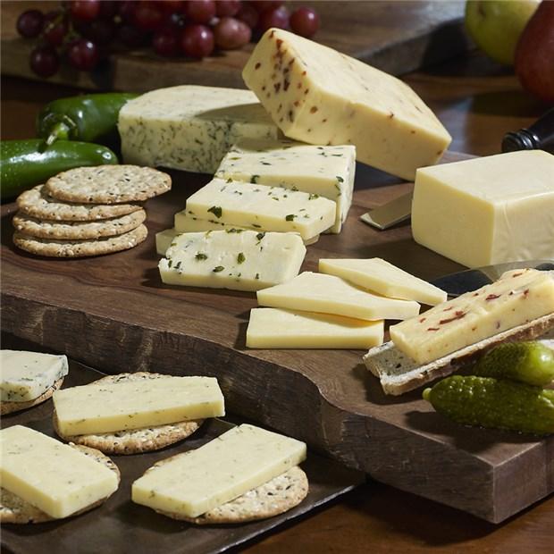 Havarti Cheese Roth Havarti Cheese Sampler Nueske S