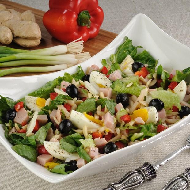 Smoked Turkey Salad Oriental