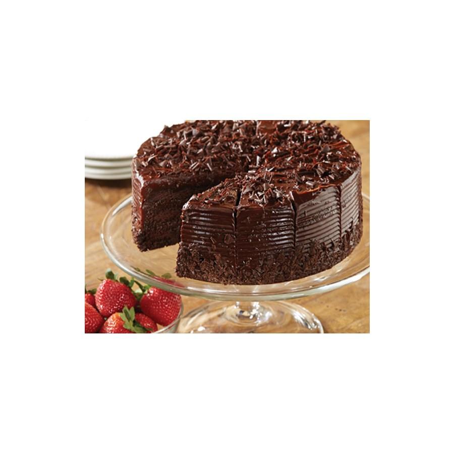 Belgian Dark Chocolate Fudge Cake | Nueske's