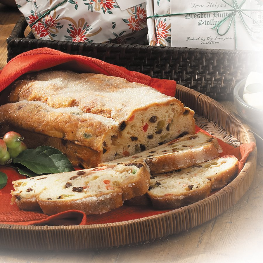 Fruit Butter Stollen
