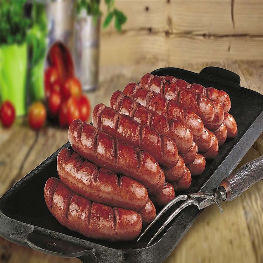 smoked sausage bratwurst wieners nueske s