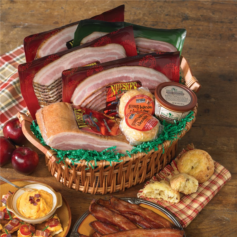 Bacon Lover's Gift Basket | Nueske's