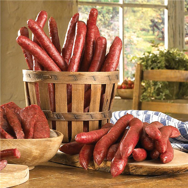 418_Applewood_Smoked_Mild_Beef_Sausage_Sticks_2lbs