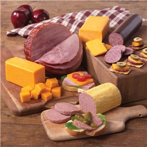 Meat & Cheese Party Snacks