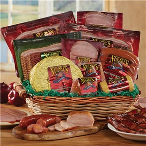Nueskes Smoked Meat Gift Basket