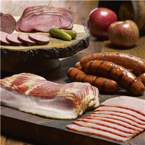 Nueskes Bacon & Sausage Sampler