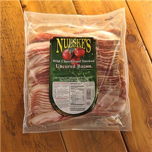 Wild Cherrywood Uncured Smoked Bacon 5 lb. Pack