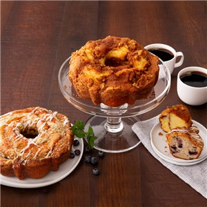 Old-Fashioned Coffee Cakes