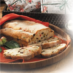 Fruit & Butter Stollen