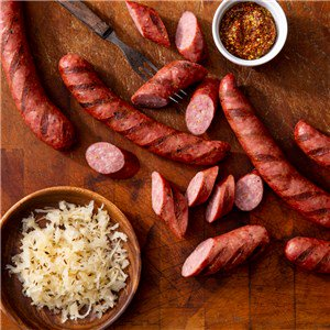 Applewood Smoked Kielbasa