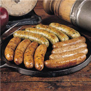 Gourmet Sausage Sampler