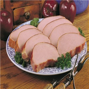 Applewood Smoked Boneless Pork Chops