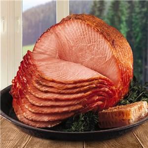 Applewood Smoked Spiral Sliced Boneless Ham