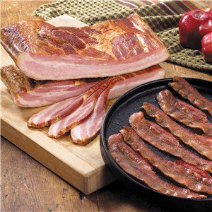 Applewood Smoked Slab Bacon