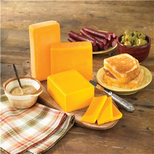 Hook's Cheddar Sampler
