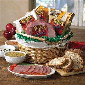 Ham & Soup Gift Basket