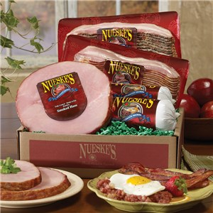 Gourmet Breakfast Meats Assortment