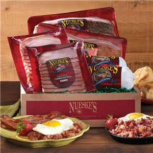 Classic Breakfast Meats Sampler