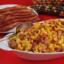 Corn with Bacon Recipe