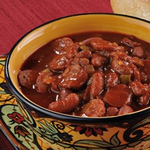 Kielbasa Chili Recipe