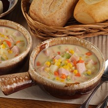 Moms_Cheesy_Smoked_Turkey_and_Corn_Chowder_Nueskes_Recipe