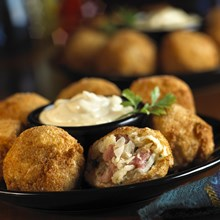 Sauerkraut_and_Ham_Balls_Nueskes_Recipe