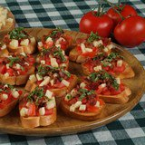 Bacon Bruschetta Recipe