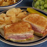 Smoked Ham Dagwood Sandwich