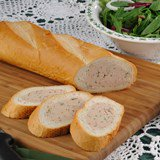 Ham_Salad_Stuffed_French-Bread_Nueskes_Recipe