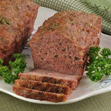Smoked Ham Meatloaf Recipe