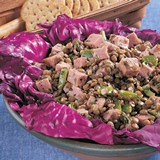 Lentil Salad with Smoked Ham Recipe