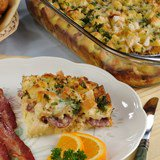 Mettwurst_Egg_and_Cheese_Bake_Italian_Style_Nueskes_Recipe
