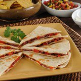 Smoked Beef Quesadilla