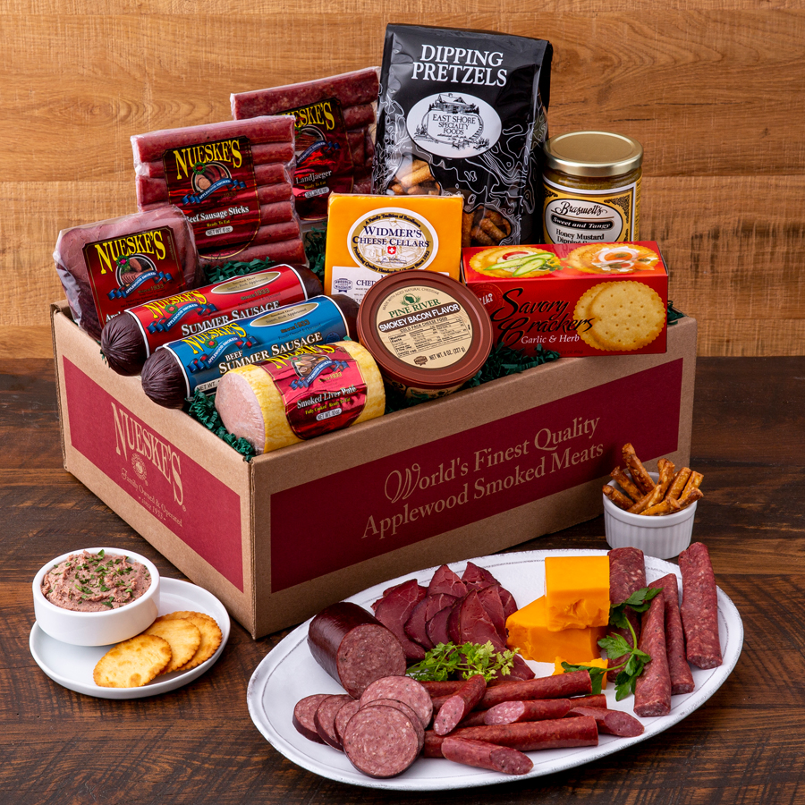 Smoked Meat Party Assortment