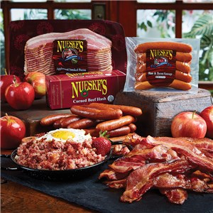 Breakfast Meat Assortment
