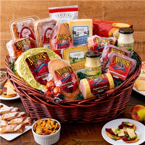 Supreme Meat Gift Basket