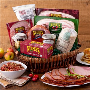 Bountiful Meat Gift Basket