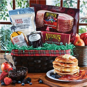 Northwoods Breakfast Basket