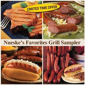 Nueske's Favorites Grill Sampler (7 1/2 - 8 lbs.)