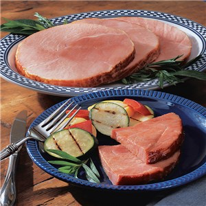 Applewood Smoked Boneless Ham Steaks