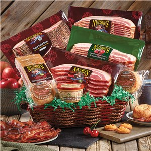 Bacon Lover's Gift Basket