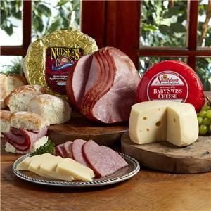 Nueske's Ham & Swiss Duo