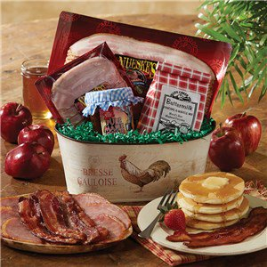 Breakfast Gift Tin